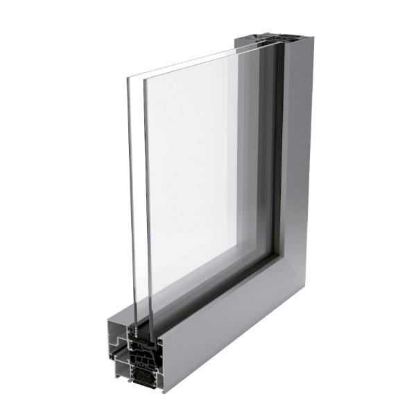 Ventana de aluminio RS70-1