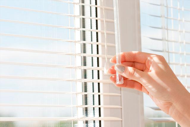 Tipos de persianas a instalar en mis ventanas